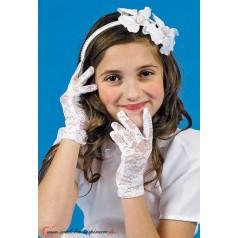 Dievčenské rukavičky K-70
