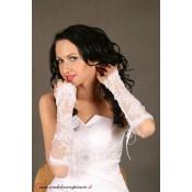 Svadobné rukavičky R- 35