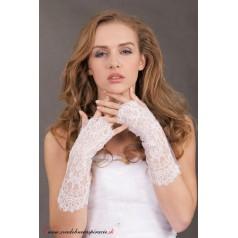 Svadobné rukavičky R- 78