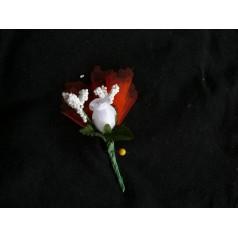 Svadobné pierko PD015 - ORANŽOVÉ