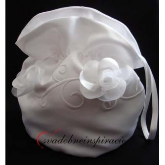 Svadobná kabelka FIORELLA
