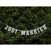Girlanda JUST MARRIED (1,70 m)