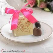 """Svadobné čokoládky """"TABLIČKA"""""""