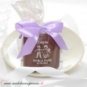 """Svadobné čokoládky PERSONALIZOVANÉ """"TABLIČKA"""""""