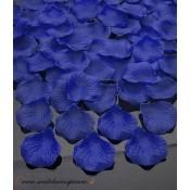 Lupene ruží - tmavomodré