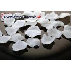 Lupene ruží biele (500 ks)