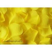 Lupene ruží - žlté