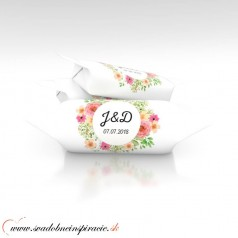Svadobné krovky KRS03 (1 kg)