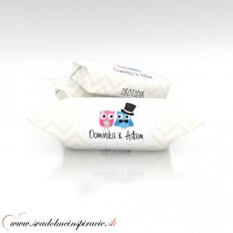 Svadobné krovky KRS06 (1 kg)