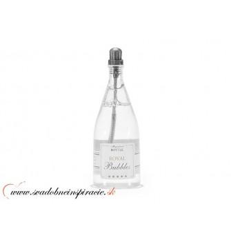 """Svadobné bublifuky """"Šampanské"""" (24 ks v balení)"""