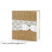Kniha hostí AMELIE (44 strán)