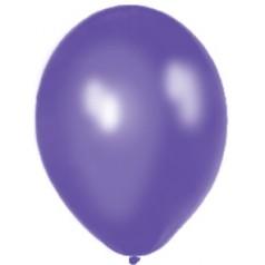 Balóny perleťové - FIALOVÉ (20 ks)
