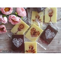 Mini čokoládky na 1.sväté prijímanie (150 ks)