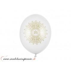 Balóny IHS - Zlaté (6 ks)