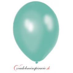 Balóny perleťové - LOSOSOVÉ (25 ks)