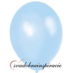 Balóny perleťové - STRIEBORNÉ (25 ks)