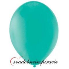 Balóny perleťové - TMAVOMODRÉ (25 ks)