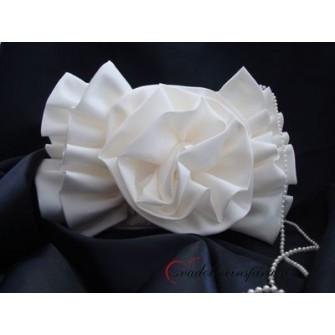 Svadobná kabelka CARMELLA