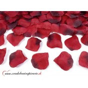 Lupene ruží - bordové