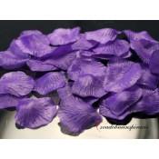 Lupene ruží - fialové