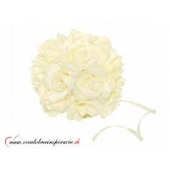 Gule z ruží - BIELE /3 ks/