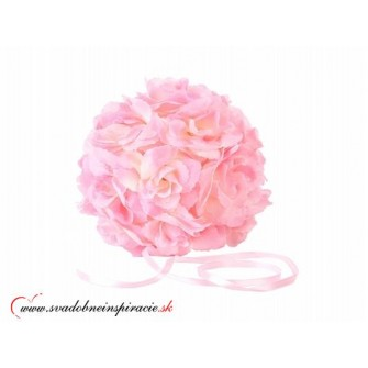 Gule z ruží - RUŽOVÉ /3 ks/