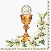 Postavička 1.sväté prijímanie - DIEVČATKO (15 cm)