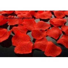 Lupene ruží - červené